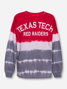 Texas Tech Red Raiders Red, White and Grey YOUTH Sweeper