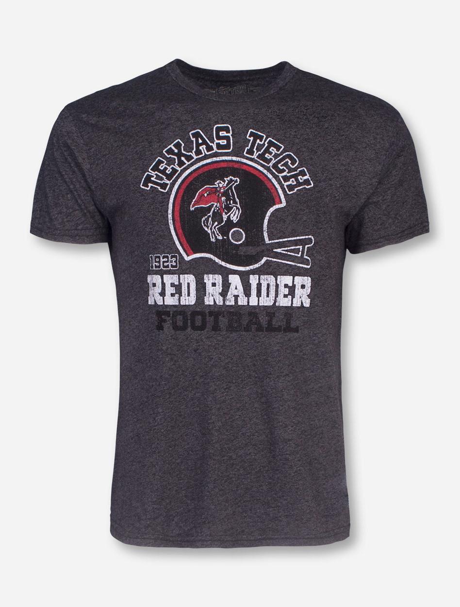 7736c156d Retro Brand Texas Tech Red Raiders Vintage League T-Shirt