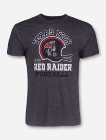 Retro Brand Texas Tech Vintage League T-Shirt