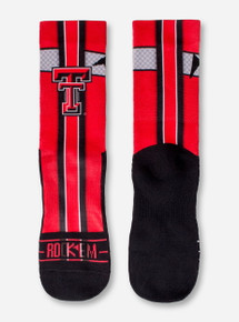Texas Tech Jersey Series Socks