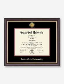 Gold Engraved Medallion Hampshire Diploma Frame C3 (Dropship)