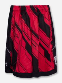 """Under Armour Texas Tech """"Doomsday"""" YOUTH Shorts"""
