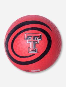 Texas Tech Double T Red Kickball