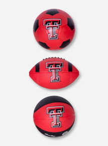 Texas Tech Mini Ball Set