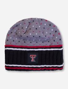 The Game Texas Tech Red Raiders Crochet Beanie
