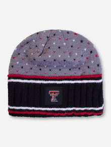 The Game Texas Tech Red Raiders Crochet Beanie
