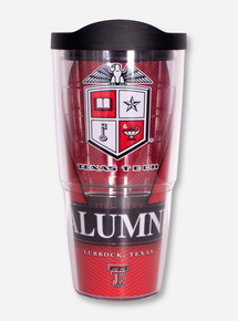 Tervis Texas Tech Alumni Wrap 24oz Travel Tumbler