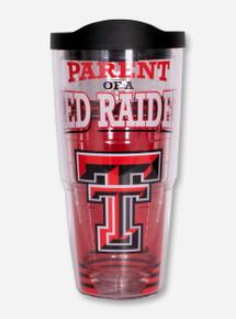 Tervis Texas Tech Parent of a Red Raider 24oz Travel Tumbler
