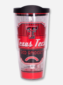 Tervis Texas Tech Red Raiders Lubbock on 24oz Travel Tumbler