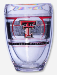 Tervis Texas Tech Double T on Stemless Wine Glass