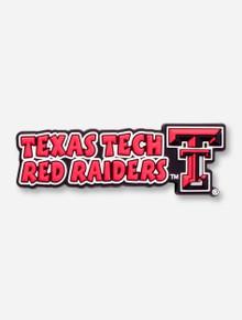 Texas Tech Red Raiders Magnet