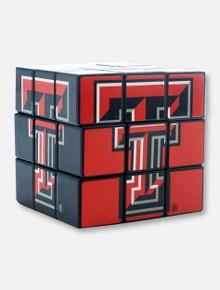 Texas Tech Puzzle Cube