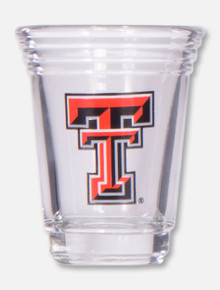Texas Tech Tailgate Shot Glass