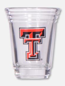 Texas Tech Tailgate Shot Glass
