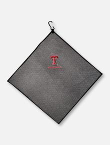 Team Effort Texas Tech Double T Microfiber Towel