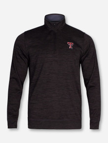 "Under Armour Texas Tech ""Storm Fleece"" Quarter Zip Pullover"