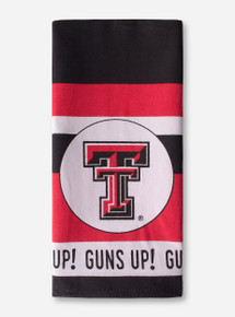 Texas Tech Guns Up Tea Towel