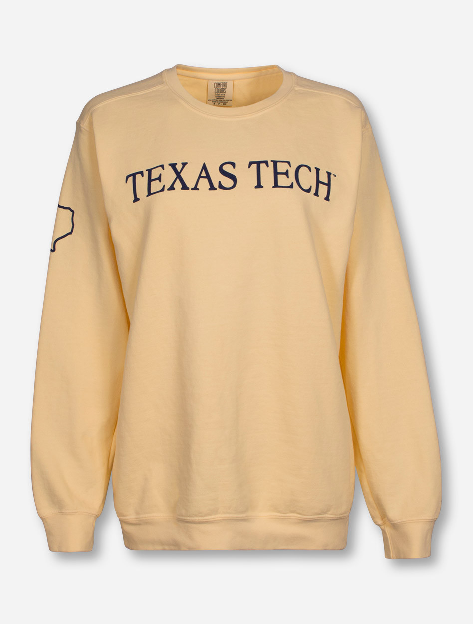 744d0f9d Texas Tech Seashore Crew Sweatshirt