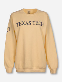 Texas Tech Seashore Crew Sweatshirt
