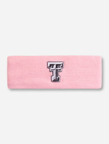 Top of the World Texas Tech Double T Pink Headband
