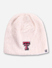 Top of the World Texas Tech Fluffy Monster YOUTH Beanie