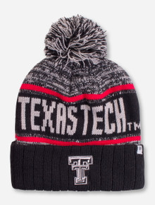 "Top of the World Texas Tech ""Driven"" Beanie"