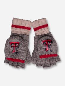 Texas Tech Work Sock Mittens