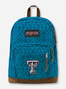 """Jansport Texas Tech """"Expression"""" Back Pack"""