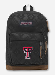 Jansport Texas Tech Digital Edition Right Pack Back Pack