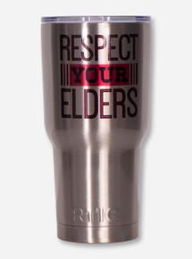 Texas Tech Respect Your Elders Alumni RTIC 30oz Tumbler