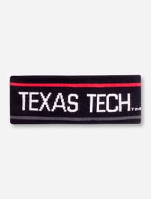 "The Game Texas Tech ""Loyal"" Black Headband"
