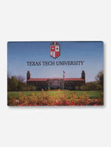 Texas Tech University Photo Magnet