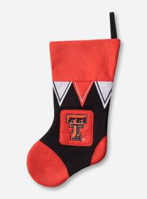 Texas Tech Double T Stocking
