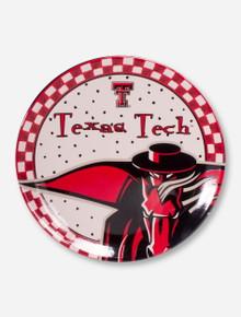 Texas Tech Gameday Ceramic Plate