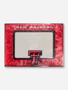 Texas Tech Red Raiders Glass Frame
