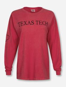 "Texas Tech Red Raiders ""Seashore"" Long Sleeve"