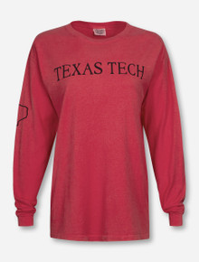 "Texas Tech Red Raiders ""Seashore"" Long Sleeve"