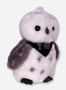 Texas Tech Snow Owl Plush Toy