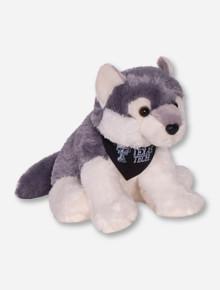 Texas Tech Wolf Plush Toy