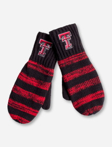 ZooZatz  Texas Tech Knit Mittens