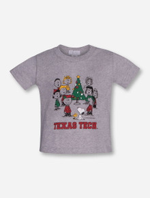Texas Tech Charlie Brown Christmas TODDLER T-Shirt