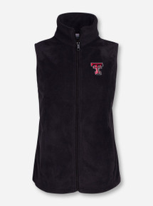"Columbia Texas Tech ""Benton Springs"" Women's Fleece Vest"