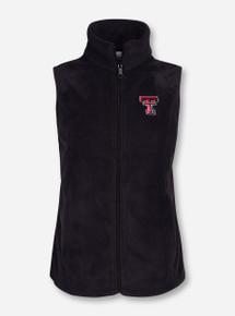 "Columbia Texas Tech ""Benton Springs"" Women's Fleece Vest"