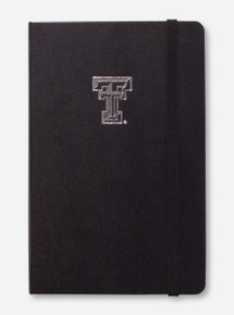 Texas Tech Double T Moleskine Ruled Pocket Book