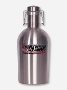 Texas Tech Growler Beverage Jug