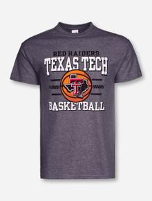 Texas Tech Basketball Hardwood Classic T-Shirt