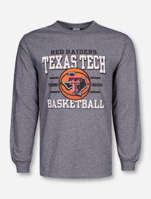 Texas Tech Hardwood Classic Long Sleeve Shirt