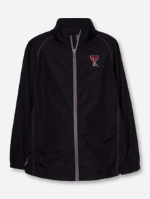 "Garb Texas Tech ""Griffin"" YOUTH Black Wind Breaker"