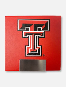Texas Tech Double T Sticky Memo Cube
