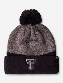 47 Brand Texas Tech Backdrop Metallic Beanie